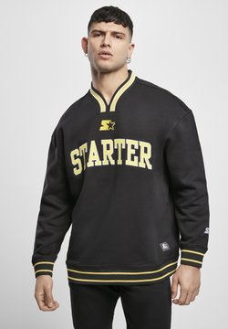 Starter - Sweater - black/golden