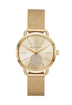 Michael Kors - PORTIA - Zegarek - gold-coloured