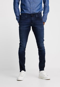G-Star - REVEND SKINNY - Jeans Skinny Fit - slander indigo super