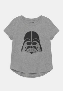 GAP - UNISEX - T-Shirt print - light heather grey
