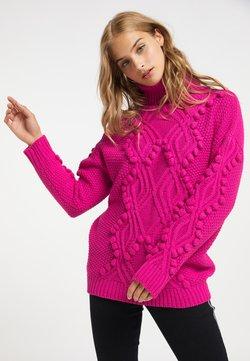 myMo - Strickpullover - pink