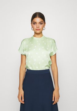 EDITED - LENYA BLOUSE - Camicetta - foam green