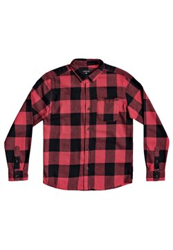 Quiksilver - LONG SLEEVE - Overhemd - americas red motherfly
