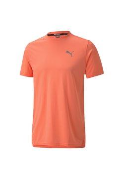 Puma - LITE LASER CAT  - T-Shirt basic - nrgy peach