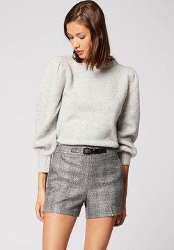 Morgan - Strickpullover - light grey