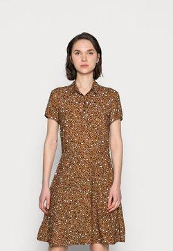 Mavi - PRINTED DRESS - Blusenkleid - chipmunk leopard