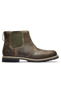 Timberland - LARCHMONT II CHELSEA - Stiefel - olive full grain