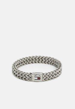 Tommy Hilfiger - CASUAL - Bracelet - silver-coloured