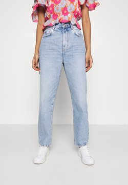 Gina Tricot - MOM - Relaxed fit -farkut - mid blue