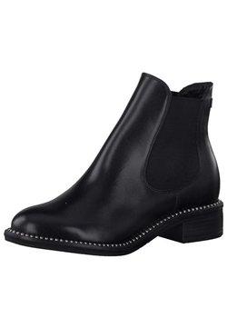 Tamaris - Ankle Boot - black/pearl 45