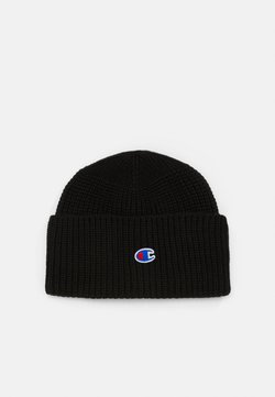 Champion Reverse Weave - LOGO BEANIE - Bonnet - black