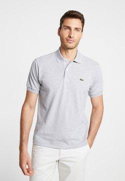 Lacoste - Polo - mottled light grey