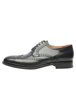 SHOEPASSION - NO. 550 - Business-Schnürer - black