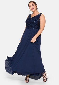 Sheego - Ballkleid - marine