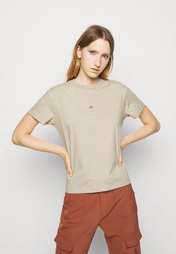 Holzweiler - SUZANA - T-shirt print - tan
