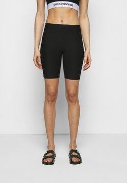 Paco Rabanne - PANTALON - Shorts - black