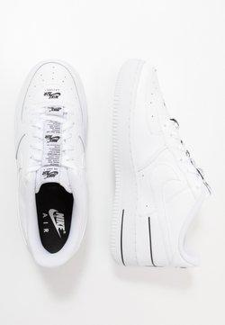 Nike Sportswear - AIR FORCE 1 LV8 3 - Sneakersy niskie - white/black