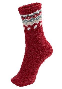 OYSHO - Socken - red
