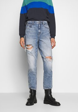 American Eagle - CURVY MOM - Jeans Relaxed Fit - blue street