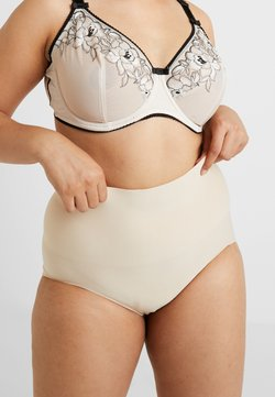 Maidenform - SHAPING BRIEF CURVY TAME YOUR TUMMY - Shapewear - nude