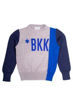 Bikkembergs - Maglione - grigio melange medio