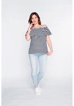 Cool Mama - T-Shirt basic - striped