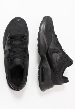 Nike Sportswear - AIR MAX FUSION  - Baskets basses - black