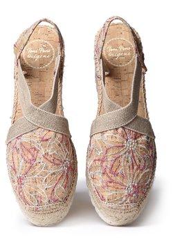 Toni Pons - TERRA - Sandaletter med kilklack - multi