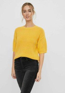 Vero Moda - T-shirt basic - cornsilk