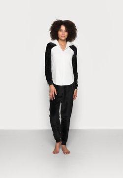 Anna Field - PANDA ONESIE  - Pyjama - black