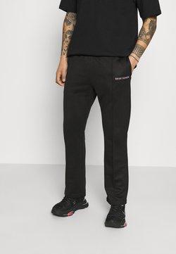 9N1M SENSE - LOGO PANTS UNISEX - Jogginghose - black