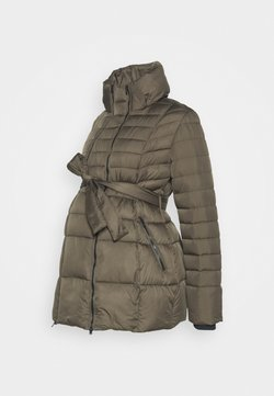 Noppies - JACKET 2-WAY BRADFORD - Abrigo de invierno - chocolate chip