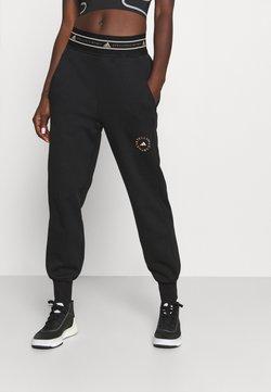 adidas by Stella McCartney - Spodnie treningowe - black