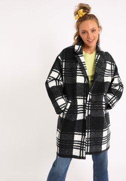 Pimkie - Wollmantel/klassischer Mantel - schwarz
