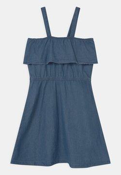 Lemon Beret - TEEN GIRLS - Jerseykleid - denim blue