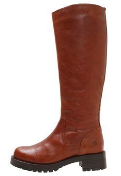 Apple of Eden - MULAN - Stiefel - cognac