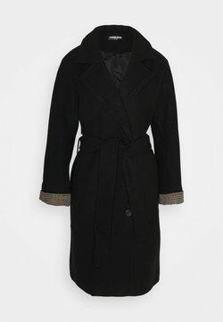 Fashion Union - LUCIEN - Trenchcoat - black