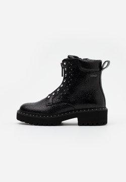 Liu Jo Jeans - PINK  - Stiefelette - black