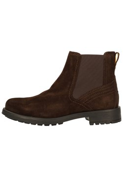 camel active - Stiefelette - dark brown