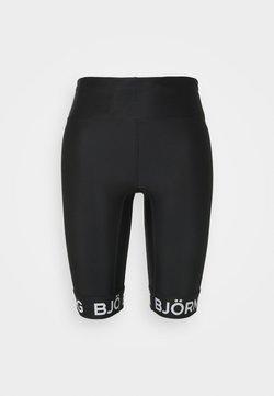 Björn Borg - CASSANDRA BIKE - Tights - black beauty