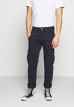 Alpha Industries - Cargo trousers - blue