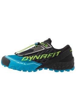 Dynafit - FELINE SL - Zapatillas de trail running - asphalt/methyl blue