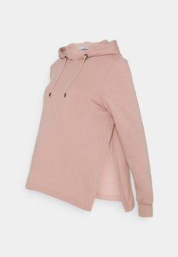 Anna Field MAMA - Jersey con capucha - pink