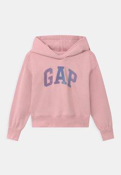 GAP - GIRL LOGO - Collegepaita - pure pink
