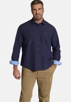 Charles Colby - Hemd - blau