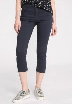 Cache Cache - SCHLANKE EINFARBIGE BASIC-HOSE - Slim fit jeans - navy blue