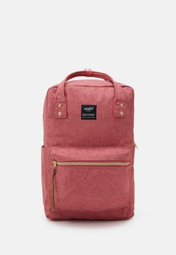anello - SQUARE BACKPACK UNISEX - Reppu - pink