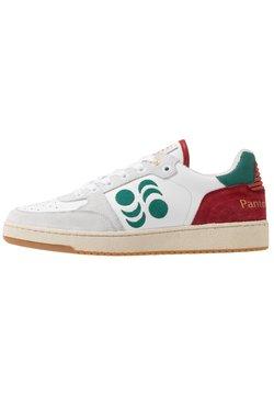 Pantofola d'Oro - MARACANA UOMO  - Sneaker low - bright white/green/red