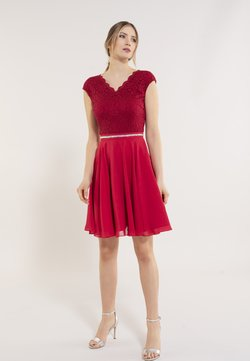 Swing - Cocktailkleid/festliches Kleid - red