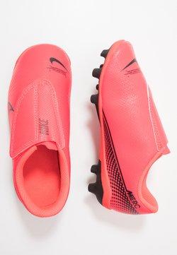 Nike Performance - MERCURIAL JR VAPOR 13 CLUB MG UNISEX - Scarpe da calcetto con tacchetti - laser crimson/black